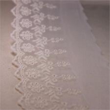 1 Yard Mesh Lace Spitzenband Spitzenborte Spitzenbordüre Spitze Bordüre Braut