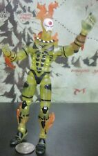 Marvel Legends Age of Apocalypse Sunfire Toyfare exclusive hasbro x-men