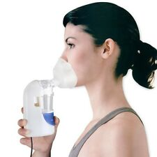 Handheld Inhaler Portable Nebulizer Personal Steam Mist Healthy Asthma Therapy