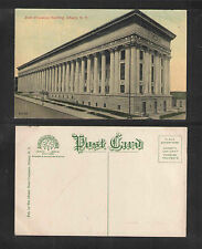 1910s STATE EDUCATION BUILDING ALBANY NY POSTCARD