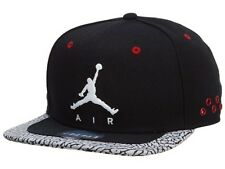 Jordan Jumpman Air Men's Adjustable Strapback Cap Hat - MSRP: $40.00