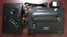 NEO GEO AES Japan import Console System US Seller