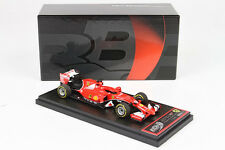 Ferrari SF15-T Winner GP Singapore 2015 S.Vettel 1/43 BBRC178A BBR MODELS