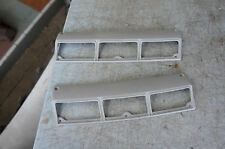 JDM Front Hood cowgrille vents cow grill kb110 1200 fit Datsun Sunny B110 nissan