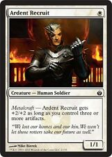 4x Recluta Entusiasta - Ardent Recruit MTG MAGIC MB Ita