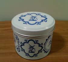 "Dutch Cookie Tin ""Stroopwafels"" from Holland"