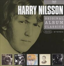 Original Album Classics [Harry Nilsson] [5 discs] New CD