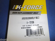 NEW K FORCE  V BELT FITS ARIENS SNOW BLOWERS  72130  B1AR201 SB