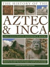 THE HISTORY OF THE AZTEC & INC - DAVID M. JONES CHARLES PHILLIPS (HARDCOVER) NEW