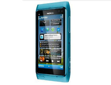 Nokia N Series N8 16GB BLUE(Unlocked) Smartphone WIFI GPS 12MP Free Shipping