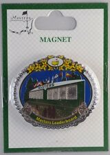 2014 MASTERS Leaderboard MAGNET from AUGUSTA NATIONAL