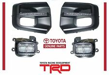 Geniune Toyota Tacoma  2016 2017 TRD PRO Rigid Industries Fog Lights OEM NEW