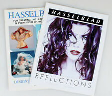SET OF 2 HASSELBLAD MAGAZINES