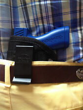 Small of the Back Holster fits Walther P5 Inside Waistband IWB Concealment