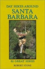 Day Hikes Around Santa Barbara California: 82 great hikes-ExLibrary