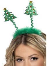 árbol de Navidad NOVEDAD DIADEMA disfraz de Navidad FIESTA REGALO ACCESORIO