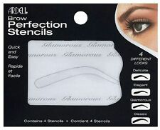 Ardell Eyebrow Stencil *PERFECTION* Contains 4 Different Reusable Brow Stencils