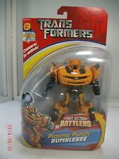 TRANSFORMERS FAST ACTION BATTLERS PLASMA PUNCH BUMBLEBEE ~ MOC