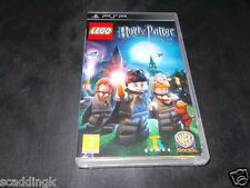 Sony PSP Game Lego Harry Potter Years 1-4 New Sealed