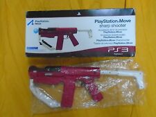 ps3/ps4 VR SHARPSHOOTER GUN RIFLE Boxed Official SONY Sharpshooter Move