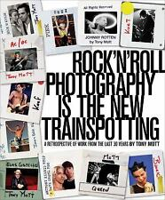 Rock'N'Roll Photography is the New Trainspotting: A Retrospective of Work from t