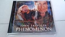 """ORIGINAL SOUNDTRACK """"PHENOMENON"""" CD 11 TRACKS BANDA SONORA BSO OST"""