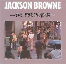 The Pretender by Jackson Browne (Cassette, Dec-1986, Asylum)