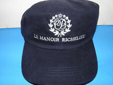 Le Manoir Richelieu Resort Quebec Canada Hat (NWOT)