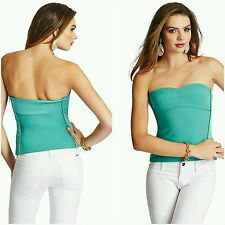 NEW GUESS by Marciano Carley Corset Top SIZE 0