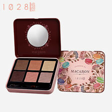 [1028 Visual Therapy] Macaroon Eyes Eye Shadow Palette Set (6 colors) NEW