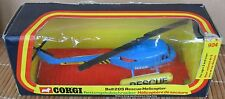 Corgi Toys Bell 205 Rescue Helicopter, 924