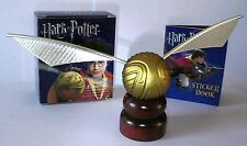 HARRY POTTER GOLDEN SNITCH QUIDDITCH KIT. GAME. TOY. PROP. MOVIE