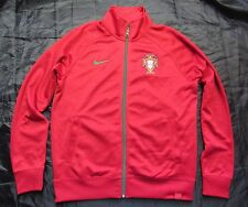 PORTUGAL Training Authentic ZIP Jacket NIKE Soccer Football men/adult SIZE M