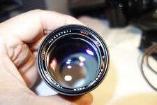Porst Tele branded Fuji  135 2.8 X-M GMC Lens for old Fuji FX mount