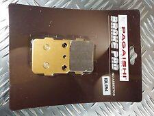 Semi Metallo Pastiglie Freno Posteriore Sinterizzate Per HUSQVARNA CR 360 92-94