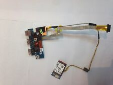 TOSHIBA SATELLITE P300-1FN USB PORT BOARD WITH CABLE OEM