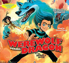 Werewolf versus Dragon: an Awfully Beastly Business by The Beastly Boys (CD-Audi