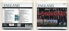 2 Cd ENGLAND Sounds of the world Music NUOVO sigillato 2006 Tom Jones The Troggs