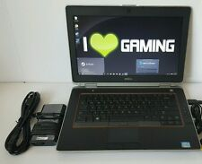 Dell Gaming Laptop i5 3.3GHz Turbo 4GB Ram 250GB 7200rpm Nvidia Graphics WI