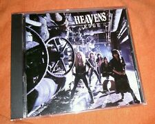 HEAVENS EDGE hair metal cd HEAVENS EDGE  free US shipping