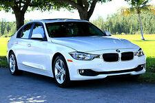 2013 BMW 3-Series Base Sedan 4-Door