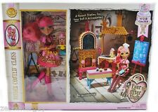 Ever After High Sugar Coated Kitchen Playset and Ginger Breadhouse Doll IN STOCK