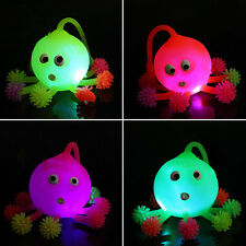 1 X Light Up Ball Inflatable octopus Toys for Parent-child Interaction Toy L11FG