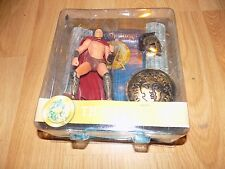 "6"" Mythology Theseus Greek King Action Figure Doll 2007 Sababa Toys New Rare"