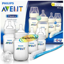 PHILIPS Avent scd371/00 Classic Plus Neonato Starter Set Kit Anti Coliche