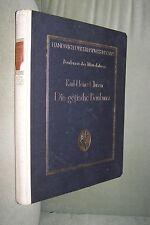 1930 Handbuch der Kunstwissenschaft Dr CLASEN Die gotische Baukunst Bildband