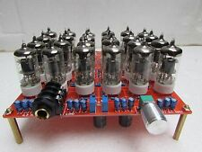 Assembled HIFI class A 6J1 headphone board DIY tube preamplifier board