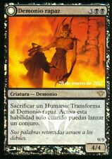 Demonio rapaz FOIL / Ravenous Demon | NM | Prerelease Promos | ESP | Magic MTG