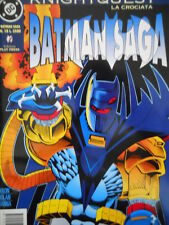 BATMAN Saga La crociata Knightquest n°18 1997 ed.Play Press  [G.152]