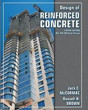 Design of Reinforced Concrete by Russell H. Brown and Jack C. McCormac (2008,...